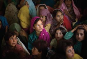 Emilio Morenatti, Pakistanlı Kız Çocukları, 2010