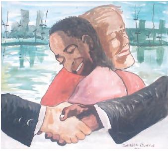 Samson Guanus, Barış ve Birlik, 2006