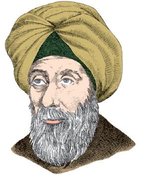 İbn Heysem, temsilî resmi (965-1039)