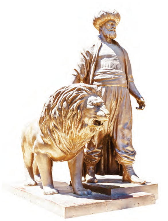 Gazi Hasan Paşa heykeli (İzmir)