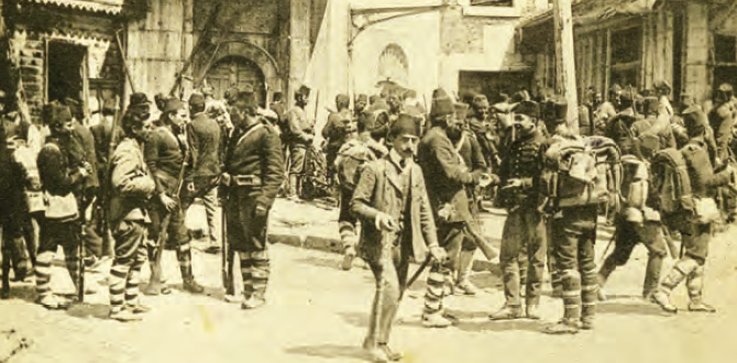 Hareket Ordusu İstanbul'da