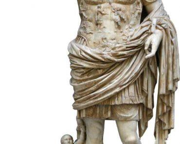 Augustus'un 'Primaporta' heykeli