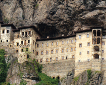 Sümela Manastırı, Trabzon