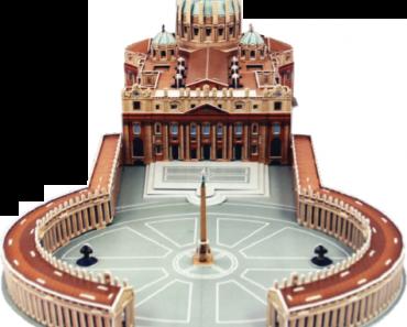 St. Peter Bazilikası, Roma (temsili resim)